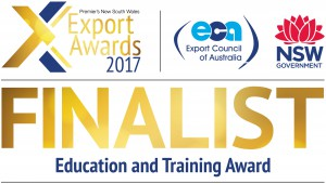 Education and Training Award_Finalist_Logo